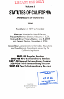Statutes of California and Digests of Measures PDF