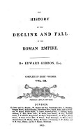 The History of the Decline and Fall of the Roman Empire  3 PDF