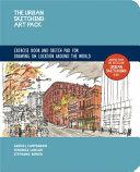 Urban Sketching Art Pack