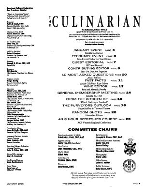 The Culinarian