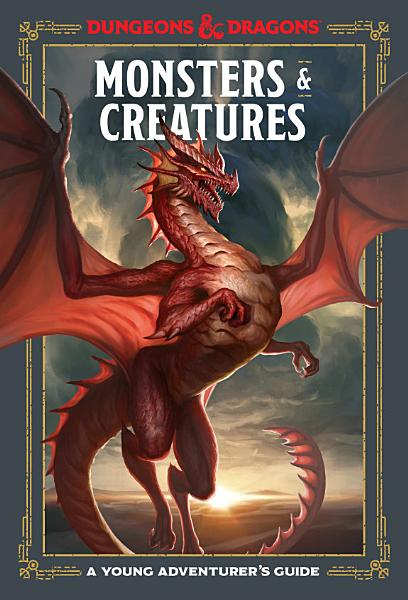 Download Monsters   Creatures  Dungeons   Dragons  Book