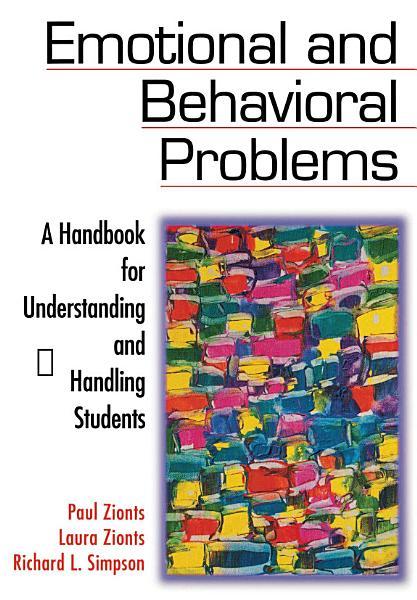 Emotional and Behavioral Problems PDF