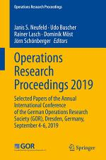 Operations Research Proceedings 2019