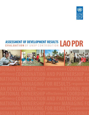 Assessment of Development Results   Lao PDR  Second Assessment  PDF