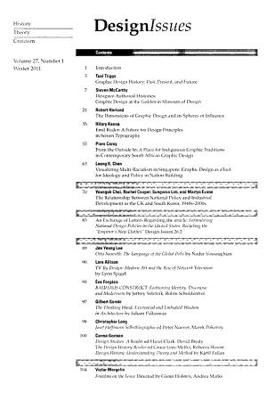 Design Issues PDF