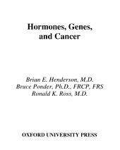 Hormones, Genes, and Cancer
