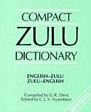 Compact Zulu Dictionary