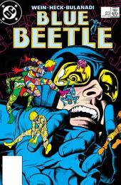 Blue Beetle (1986-) #23