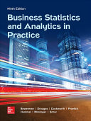 Loose Leaf for Business Statistics in Practice