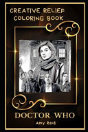Doctor Who Creative Relief Coloring Book