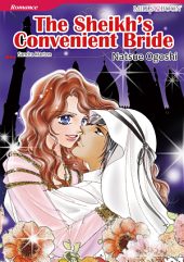 THE SHEIKH'S CONVENIENT BRIDE: Mills & Boon Comics