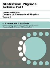 Statistical Physics: Volume 5, Edition 3