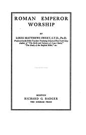Roman Emperor Worship