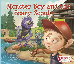 Monster Boy and the Scary Scouts PDF