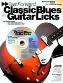 Classic Blues Guitar Licks PDF