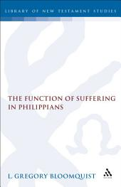 The Function of Suffering in Philippians