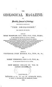 Geological Magazine: Volume 2 - Volume 3, Part 4; Volume 22