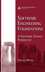 Software Engineering Foundations