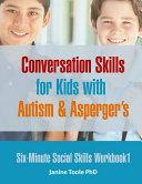 Six Minute Social Skills Workbook 1