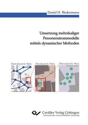 Umsetzung mehrskaliger Personenstrommodelle mittels dynamischer Methoden PDF