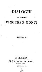 Dialoghi. Vol. 1.2: Volume 3;Volume 89