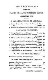 Revue encyclopédique, ou analyse raisonnée des productions les plus remarquables dans la politique, les sciences, l'industrie et les beaux-arts: recueil mensuel, Volume15