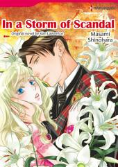 In A Storm of Scandal: Harlequin Comics