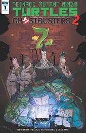 Teenage Mutant Ninja Turtles/Ghostbusters II #1
