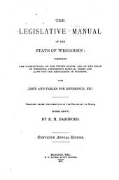 The Legislative Manual of the State of Wisconsin