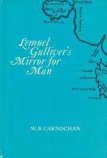 Lemuel Gulliver s Mirror for Man PDF