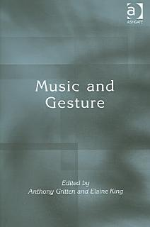 Music and Gesture Book