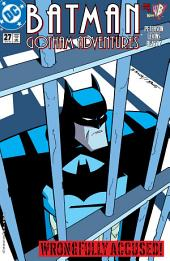 Batman: Gotham Adventures (1998-) #27