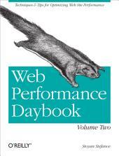 Web Performance Daybook: Volume 2