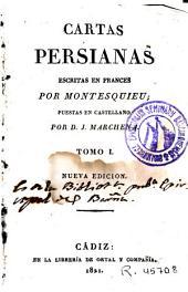 Cartas persianas