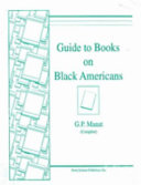 Guide to Books on Black Americans PDF