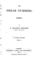 The Dream Numbers PDF