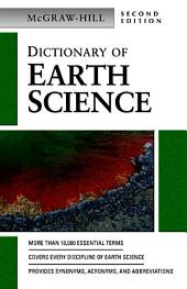Dictionary of Earth Science: Edition 2