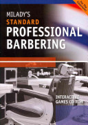 Milady s Standard Professional Barbering Interactive Games Cd rom