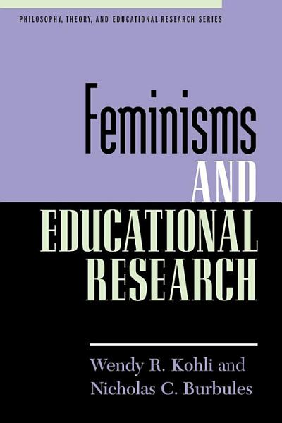 Feminisms and Educational Research PDF