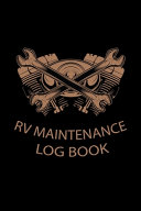 RV Maintenance Log Book