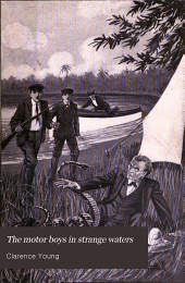 The Motor Boys in Strange Waters: Or, Lost in a Floating Forest