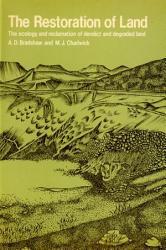 The Restoration Of Land Book PDF