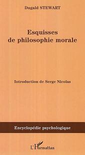 Esquisses de la philosophie morale (1793-1826)