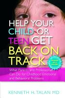 Help your Child or Teen Get Back On Track PDF