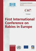 First International Conference on Rabies in Europe