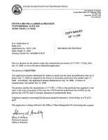 USPTO Image File Wrapper Petition Decisions 0160 PDF