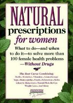 Natural Prescriptions for Women