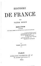 Histoire de France: Volume2