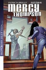 Patricia Briggs' Mercy Thompson: HopCross Jilly #5