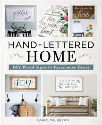 Hand Lettered Home Book PDF